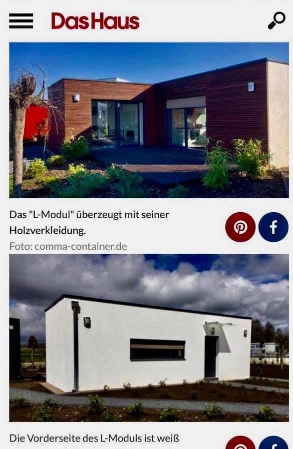 5 Schlusselfertige Fertighauser Unter 100 000 Euro Comma Container