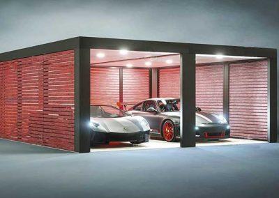Garagen Carports