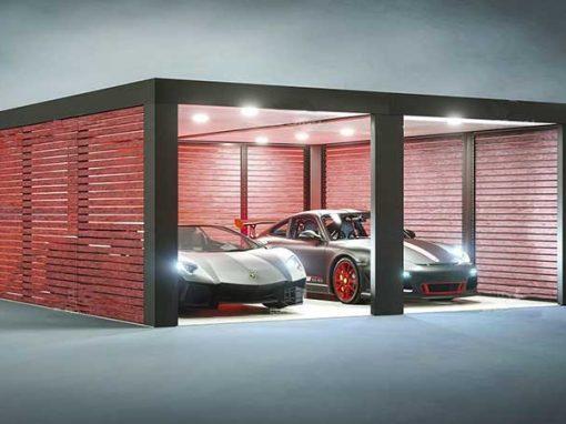 Garagen – Carpots