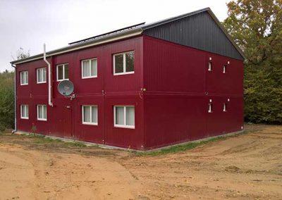 Fertighaus modulbauweise wohncontainer container haus for Fertighaus container modul