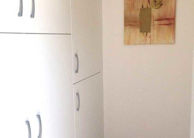 Garderobenbereich - Einbauschrank