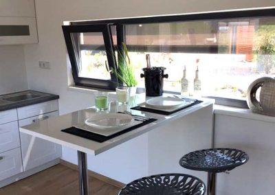Innenansicht Küche