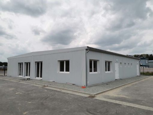 Büroanlage in Niederlehme
