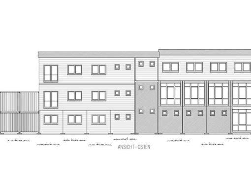 Neubau Bürogebäude inkl. Aufstockung