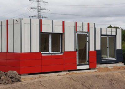 Stahlhalle inklusive Büroanlage in Schwarzenbek