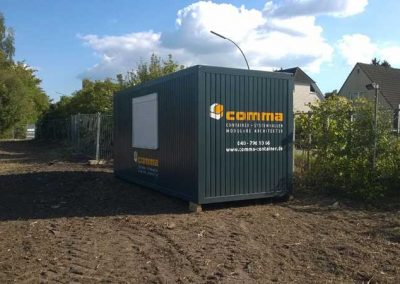 Comma Bürocontainer
