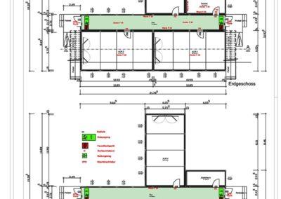 Bauvorhaben Schule Lüneburg