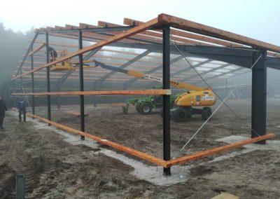 Container Hallenbau