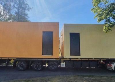 Kindergarten Bayern Containerbau