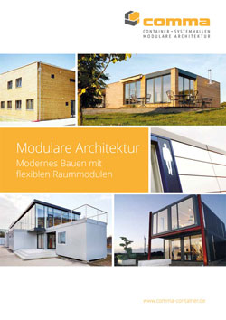 Modulare Architektur Prospekt Download