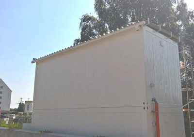 sanitaer containermodul