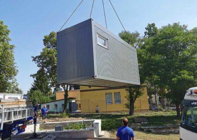 Container Bau